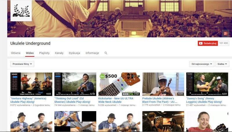 Zarabianie na muzyce w internecie poprzez nauczanie gry na instrumentach