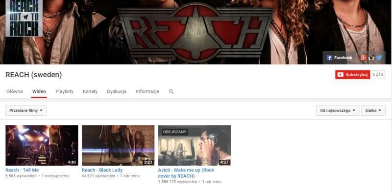 Zarabianie na muzyce w internecie na prowadzeniu własnego kanału muzycznego na YouTube