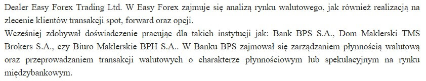 Tomasz Brach biogram